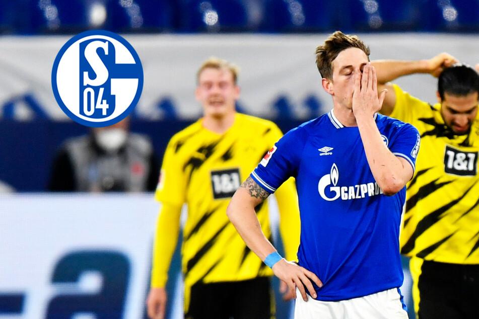 FC Schalke 04 nach Derby-Klatsche gegen BVB am Boden: Der Niedergang eines Traditionsvereins