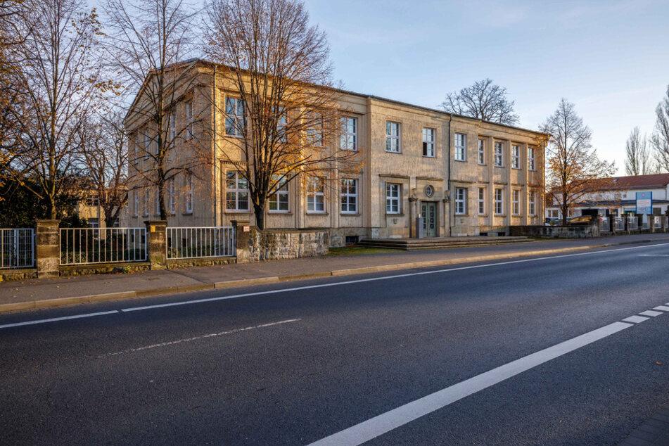 """Der Dresdner Standort von """"Hermes Schleifmittel"""" an der Lohrmannstraße soll geschlossen werden."""