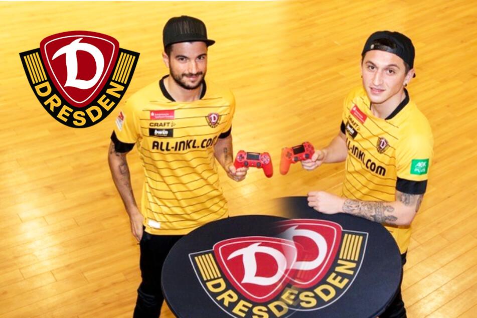 Dynamo-Profis ohne Chance! Terrazzino und Atik kassieren Klatsche gegen Frankfurt