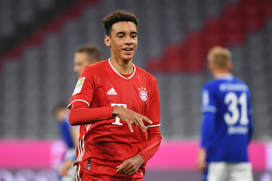 FC-Bayern-Jungstar Jamal Musiala (17).
