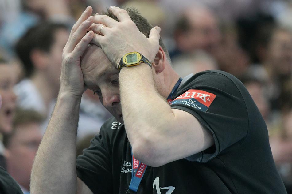 Handball-Bundestrainer ALfred Gislason hat große Sorgen.