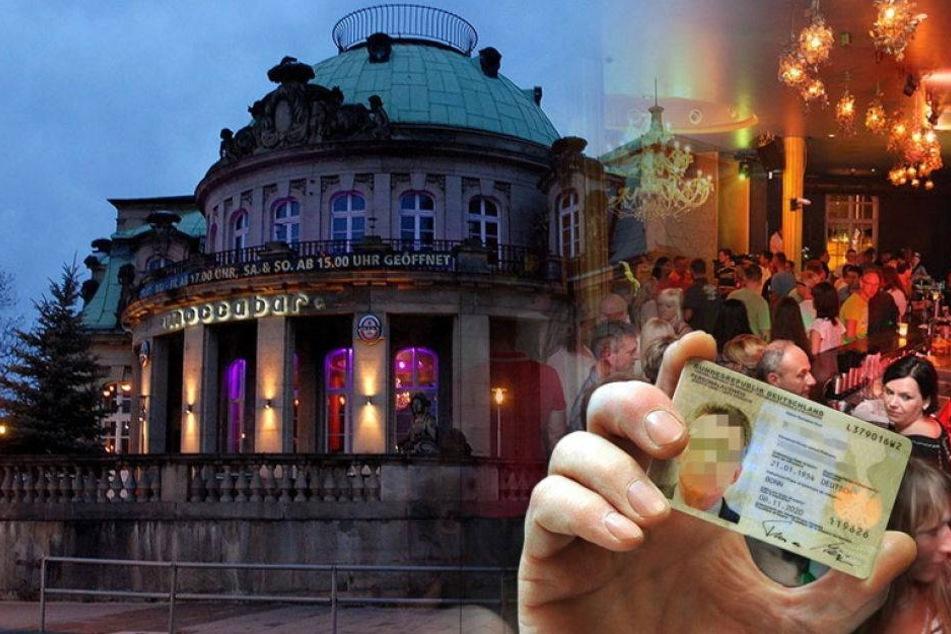 In dieser Sachsen-Bar herrscht Ausweispflicht für Ausländer