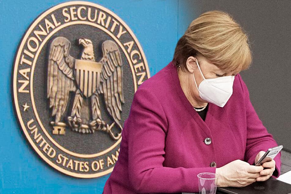 NSA hört Merkels Handy ab: Dänen helfen bei Späh-Aktion