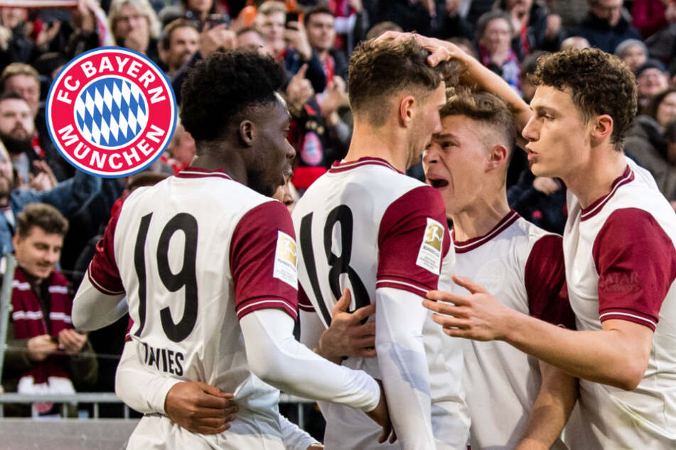 """Müder FC Bayern mit Arbeitssieg: """"Solche Spiele kommen mal"""""""