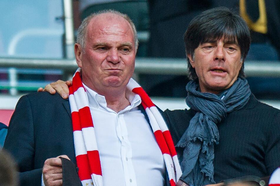 "Uli Hoeneß: ""Ich kann dem Jogi Löw nur raten..."""