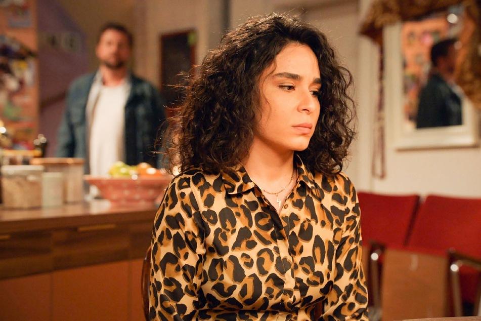 Auch Shirin soll die Daily Soap schon bald verlassen.