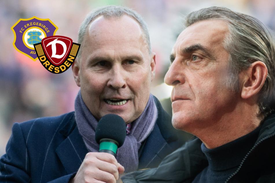"""Aue-Boss Leonhardt nach Dynamo-Aus für Minge entsetzt: """"Wissen nicht, was sie tun"""""""