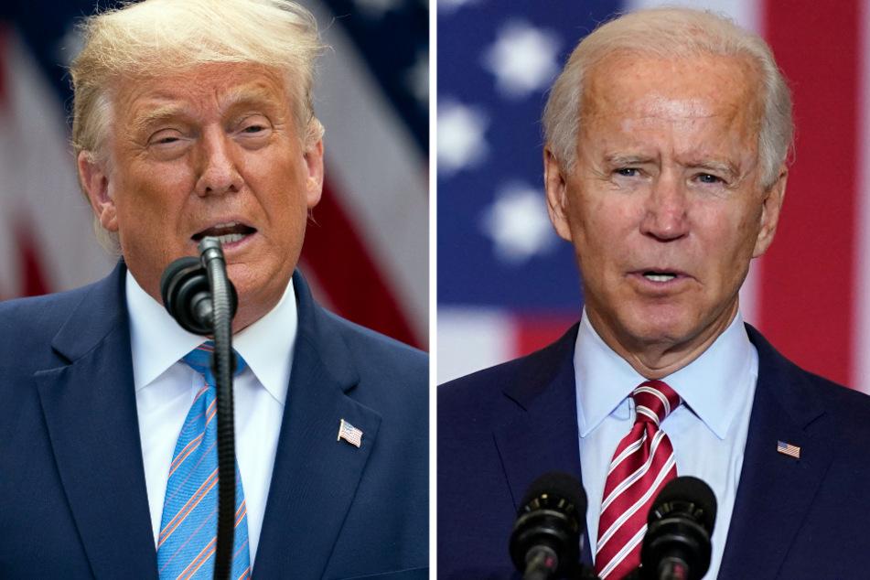 Donald Trump greift Sohn von Joe Biden an