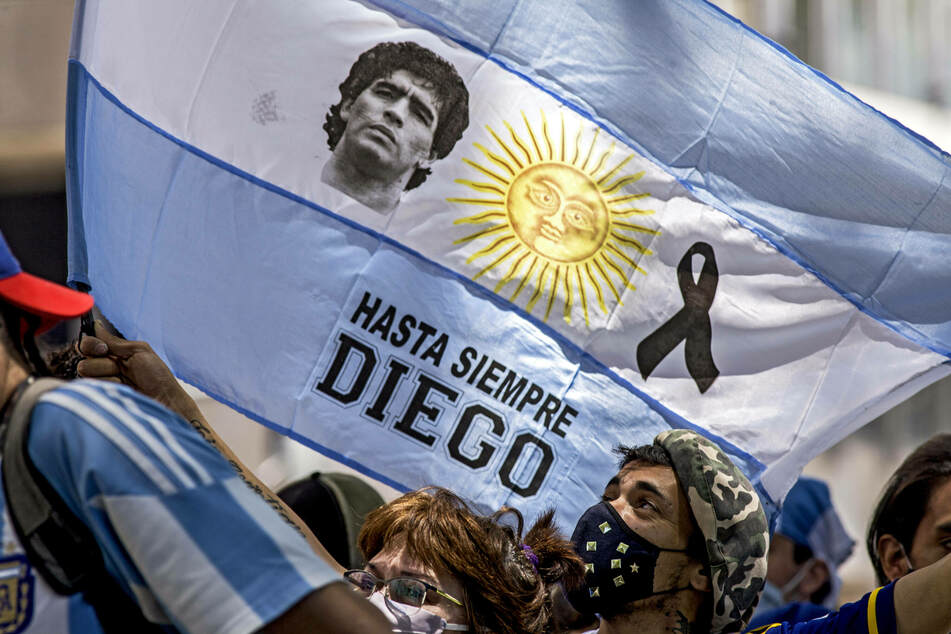 The meaning of Diego Maradona, soccer's complicated god