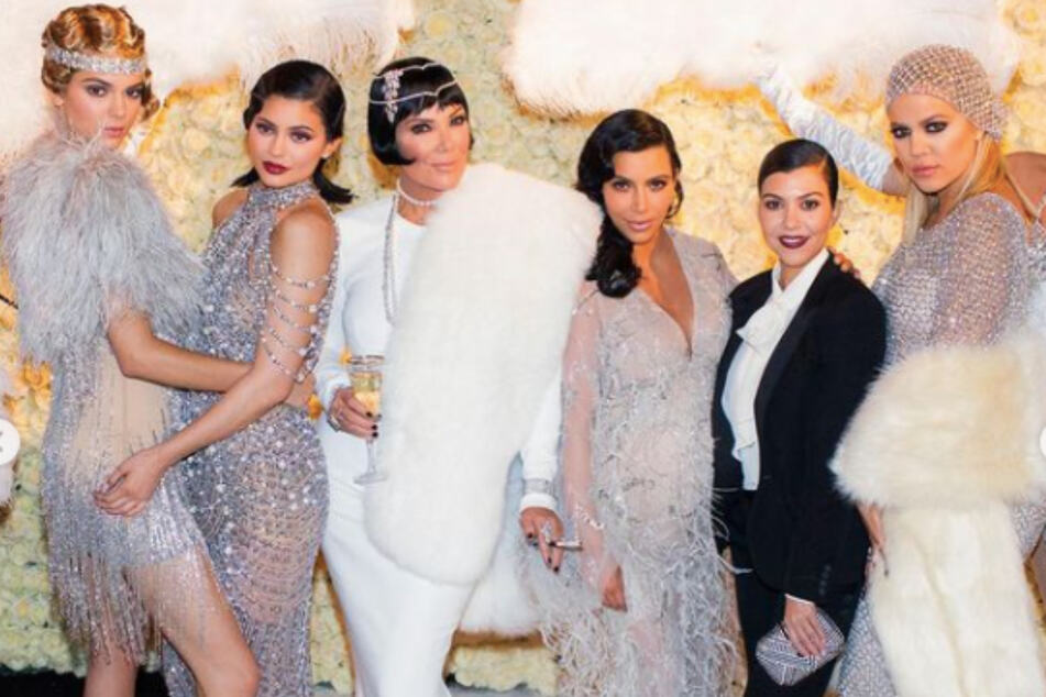 The Kardashians' jam-packed Mother's Day had extravagant gifts and shoutouts from their exs!