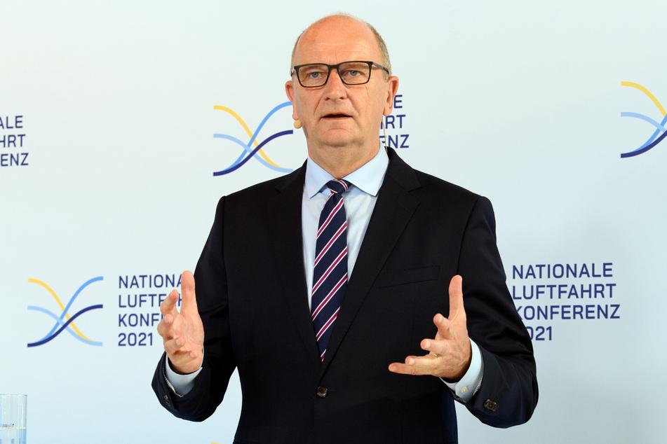 Brandenburgs Ministerpräsident Dietmar Woidke (59, SPD).
