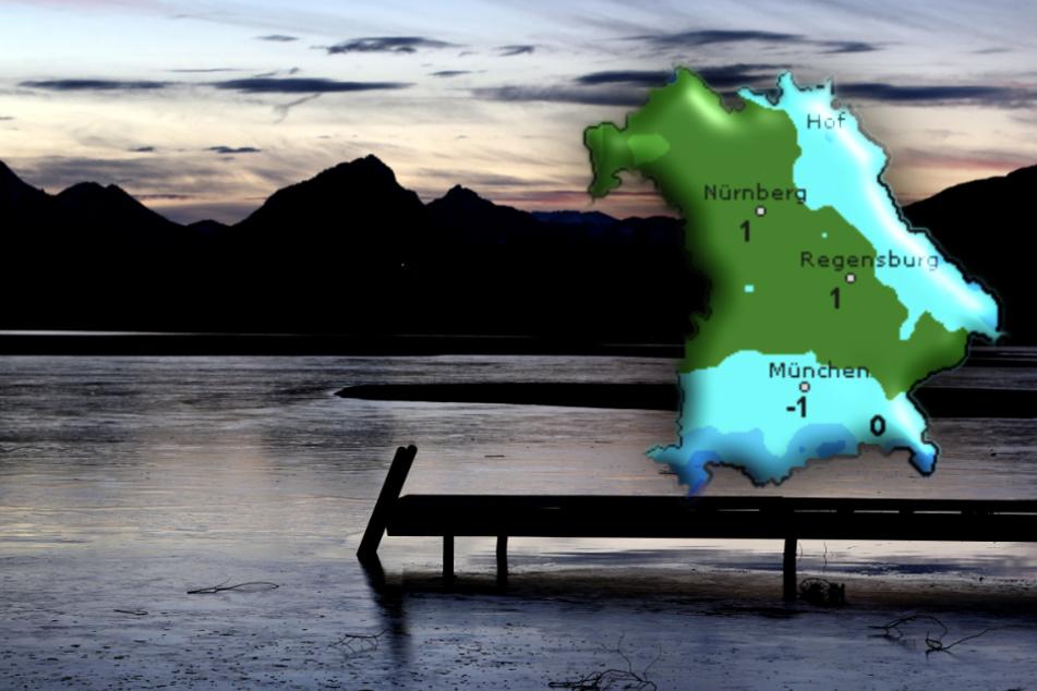 Wetter in Bayern: Kommt jetzt der Bilderbuch-Winter?