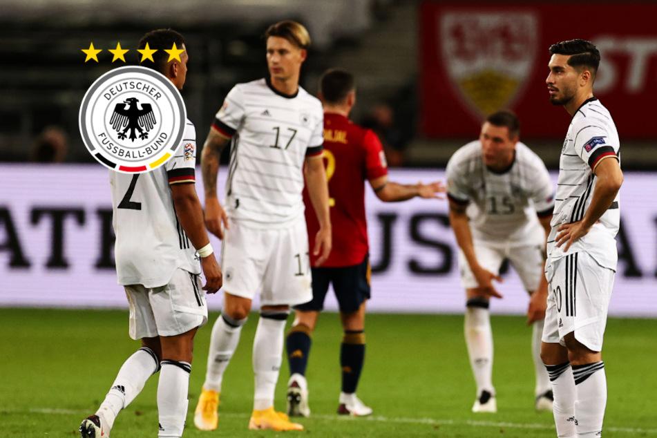 """DFB-Auswahl um Gosens nach spätem Ausgleich gegen Spanien sauer: """"Eier-Gegentor!"""""""