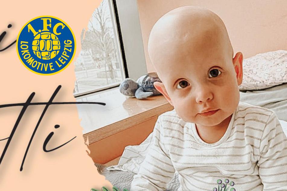 Lok Leipzig: Verein ruft zum Spenden für krebskranke Lotti auf