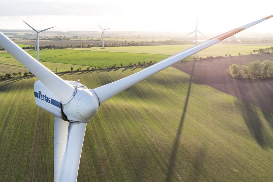 Die Energie für den Prokon Windstrom wird in den Windparks Schwabhausen (Thüringen) und Eilsleben-Ovelgünne (Sachsen-Anhalt, siehe Bild) klimaneutral erzeugt.