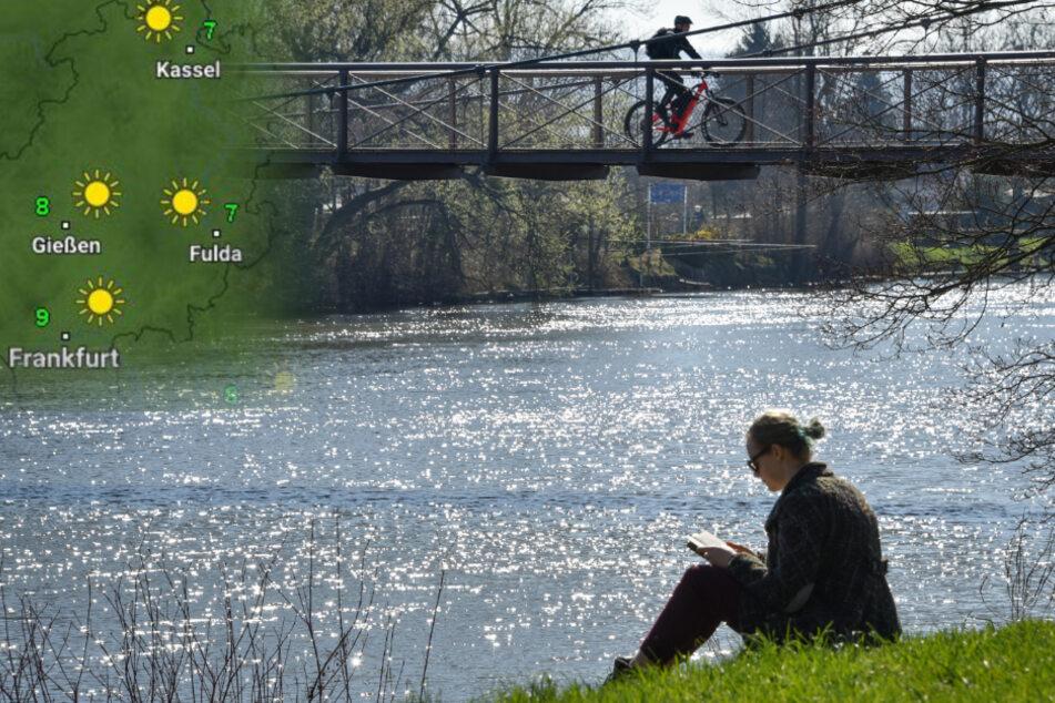 Frühling in Hessen beginnt sonnig, es gibt aber einen Wermuts-Tropfen