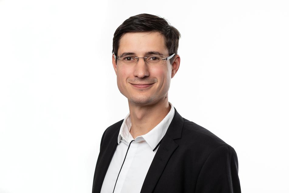 Christian Scholz (38) warnt vor den Folgen einer Test-Flut.