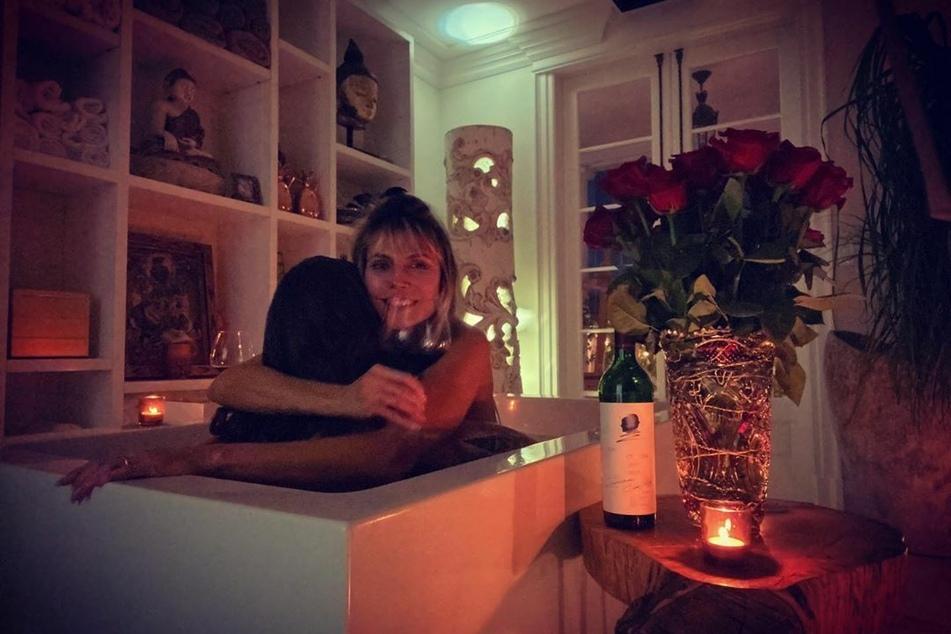 Heidi Klum (47) und Ehemann Tom (31) gewähren ihren Fans gern private Einblicke.