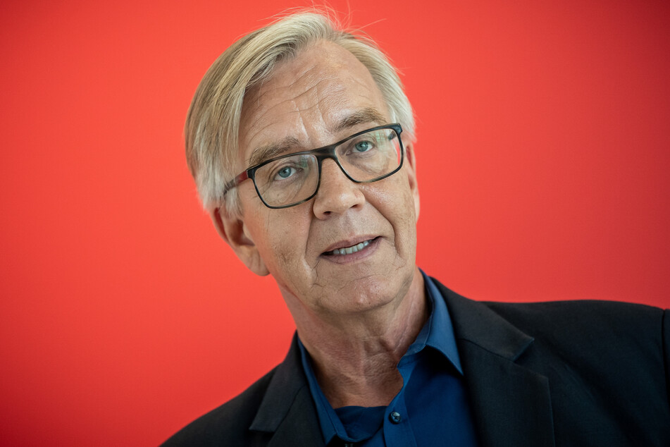 Dietmar Bartsch, Fraktionsvorsitzender der Partei Die Linke. (Archivbild)