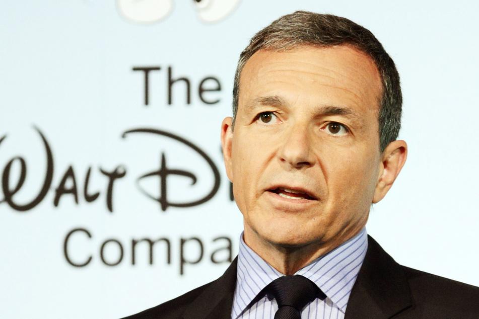 Walt-Disney-Chef Robert Iger bei einer Veranstaltung. (Archivbild)
