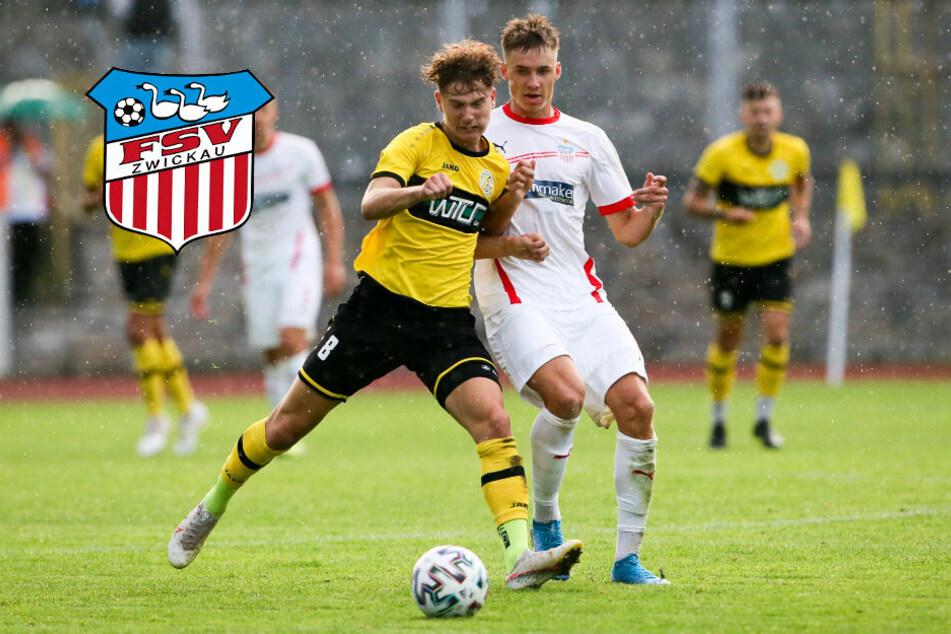 FSV Zwickau gewinnt Testspiel beim VFC Plauen mit 7:2