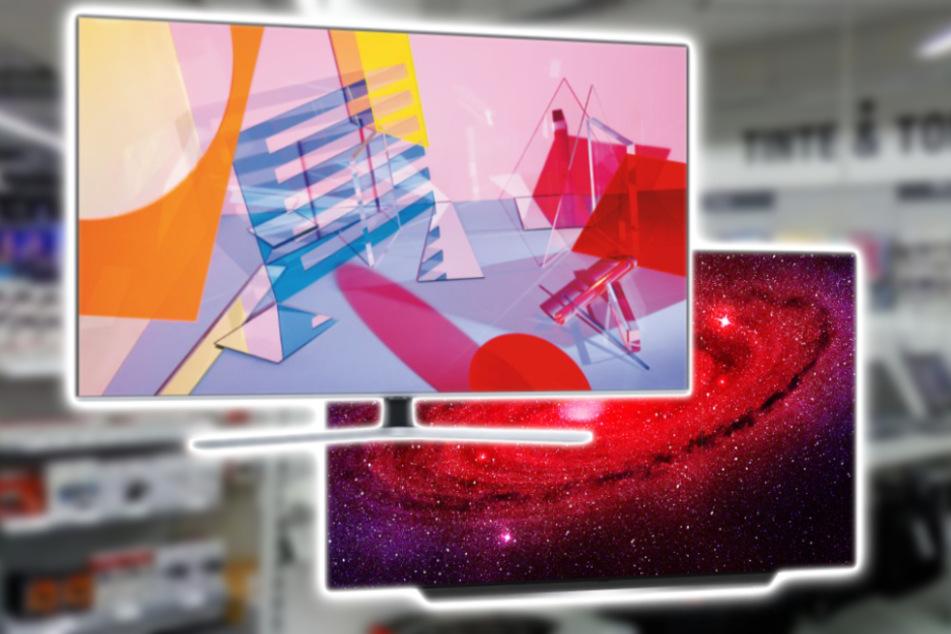 Beim Räumungsverkauf bekommt Ihr Marken-TVs jetzt besonders günstig