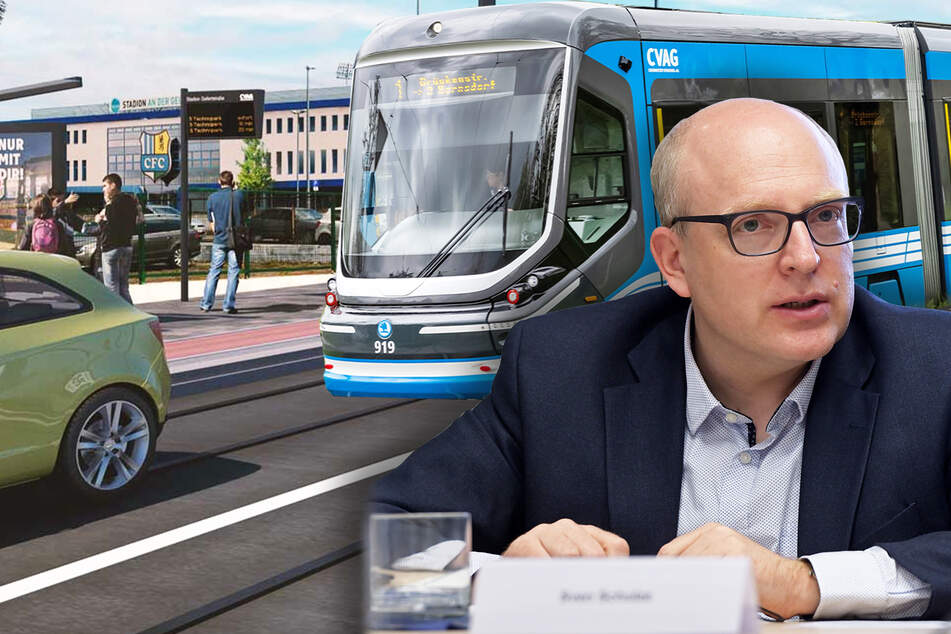 Für 100 Millionen Euro! CVAG baut Straßenbahn-Netz massiv aus