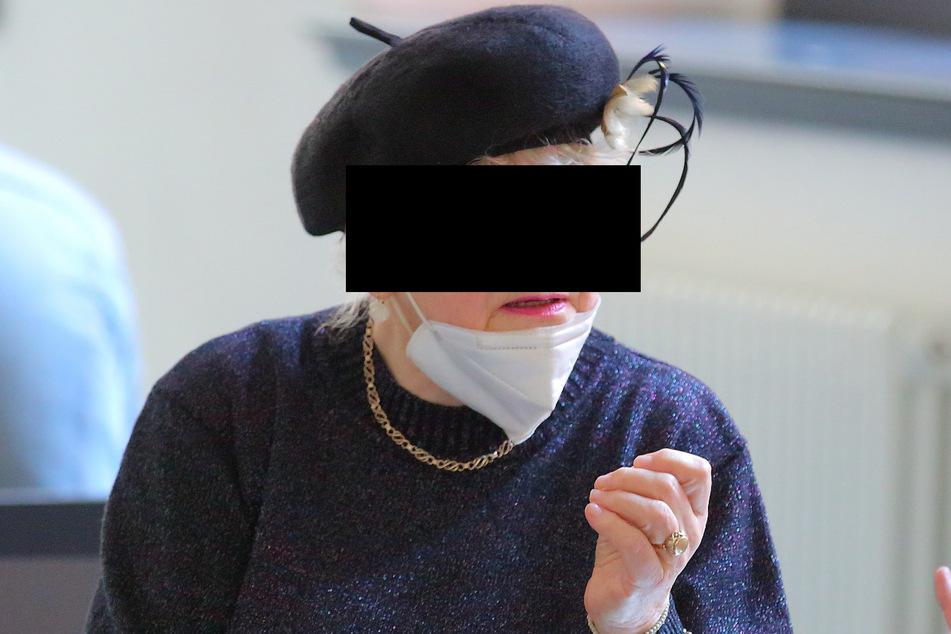 Rentnerin Renate S. (76) störte die Landtagswahl 2019.