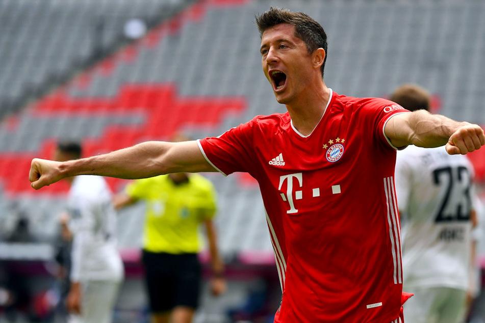 Robert Lewandowski und die Mannschaft des Fc Bayern München kehren ab dem 26. Juli ins Teamtraining zurück.