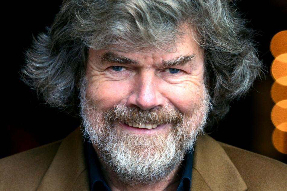 Bergsteiger-Legende: Reinhold Messner (75).