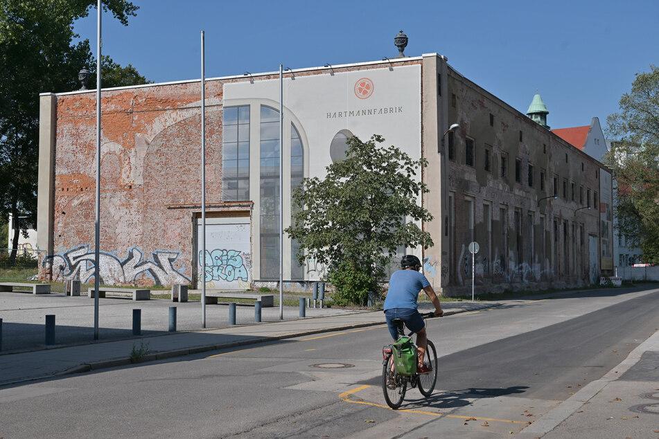 Die Hartmannfabrik soll mit Büroflächen wiederbelebt werden.