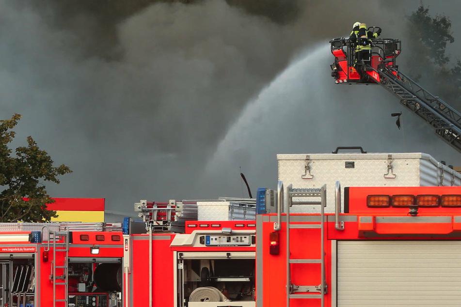 Nach Großbrand in Elsterwerda: LKA hat Ermittlungen übernommen