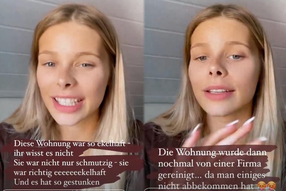 Bei der Besichtigung ihrer Wohnung in Berlin erlebte Larissa Neumann (21) eine äußerst unangenehme Überraschung: Die Räume waren offenbar in einem ekelerregenden Zustand.
