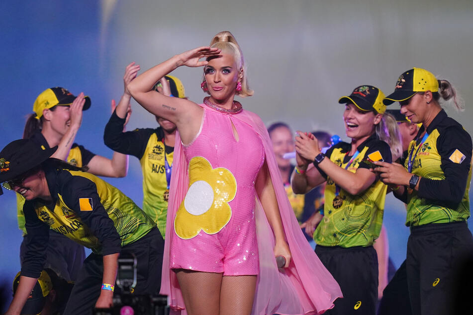 Katy Perry (35) muss jetzt doch nicht zahlen. (Archivbild)