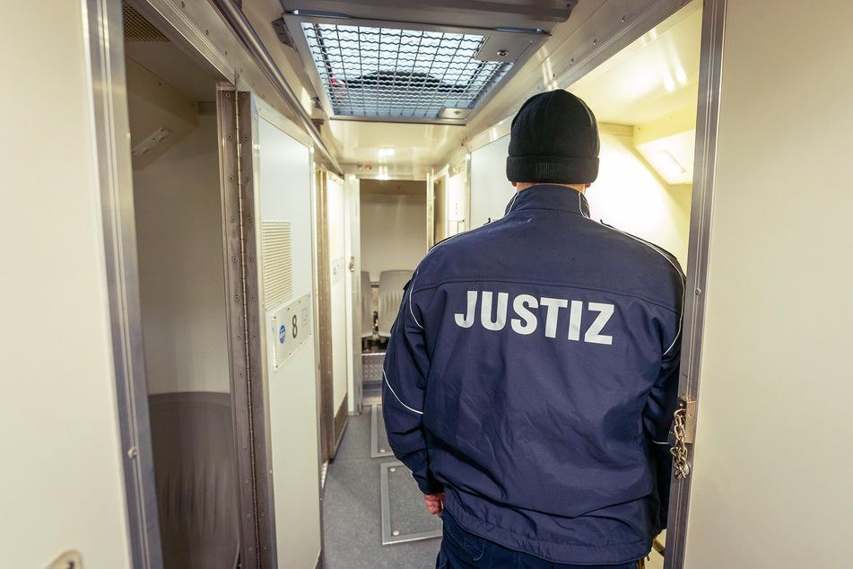 Die Bediensteten in den Justizvollzugsanstalten von Sachsen werden wöchentlich getestet.
