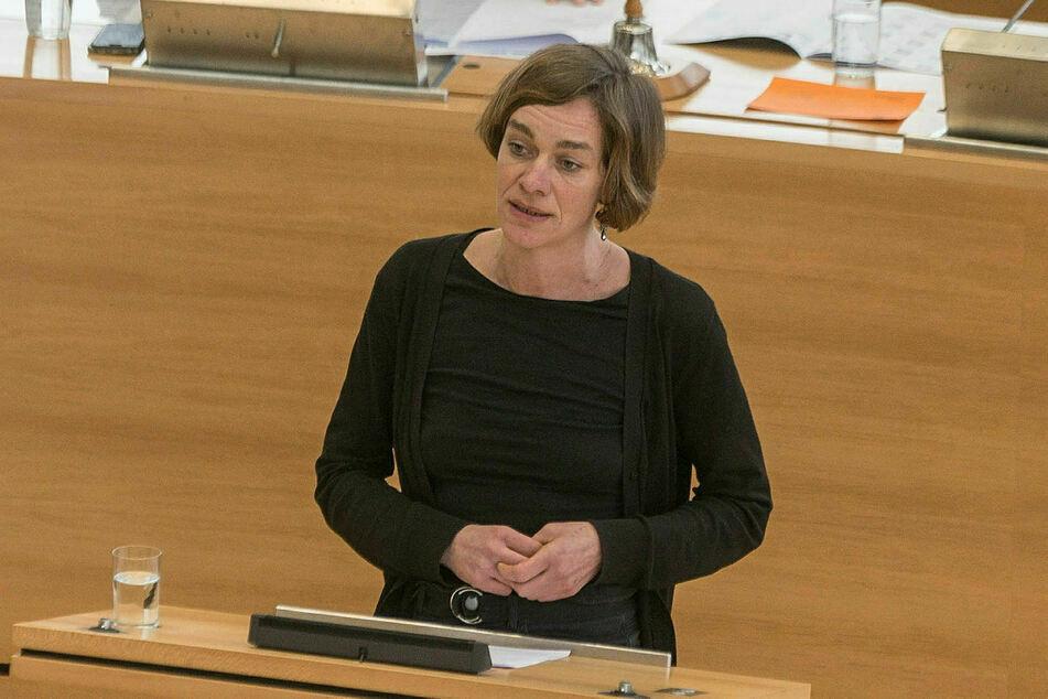 Landtagsabgeordnete Juliane Nagel (42, Linke) hatte die Debatte beantragt.