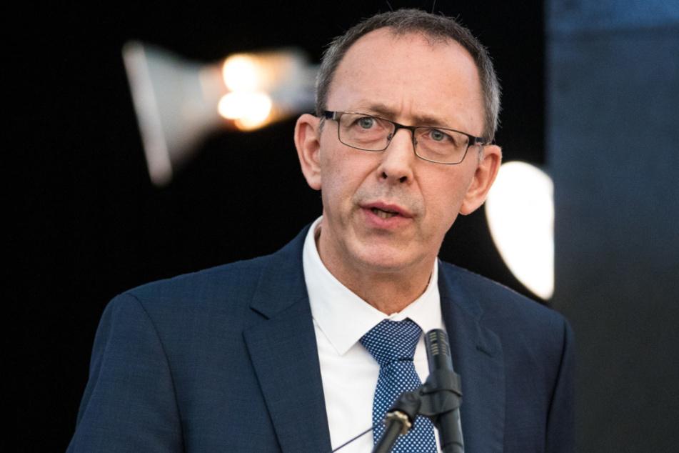 Stellt sich quer: AfD-Fraktions-Chef Jörg Urban (55).
