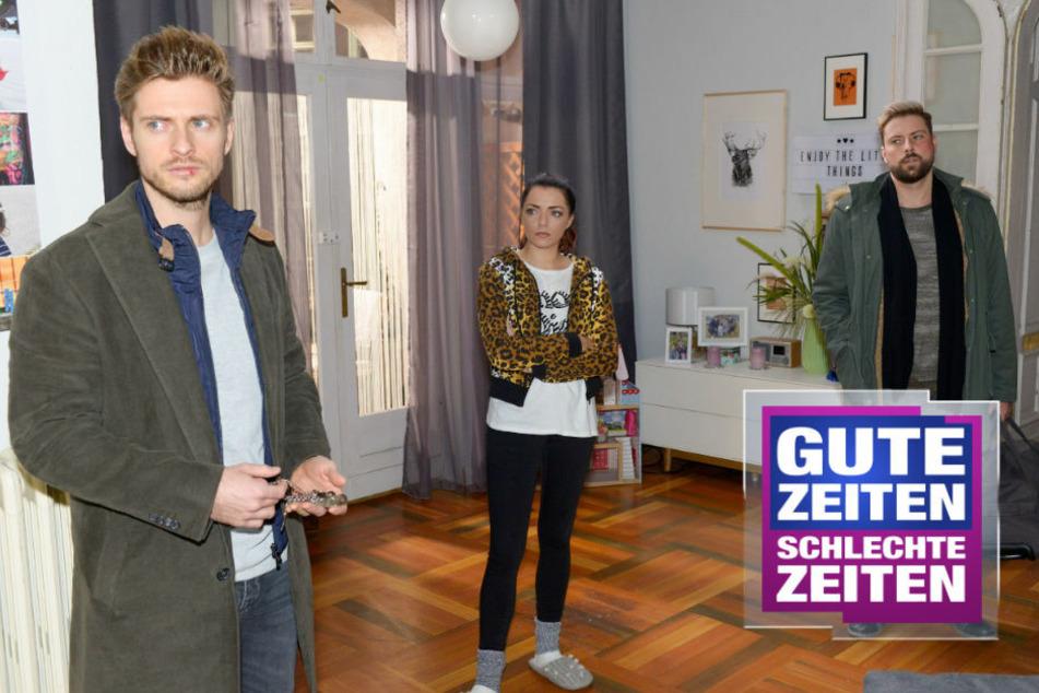 GZSZ: GZSZ: Felix von Jascheroff erklärt, warum John mit seiner Familie bricht