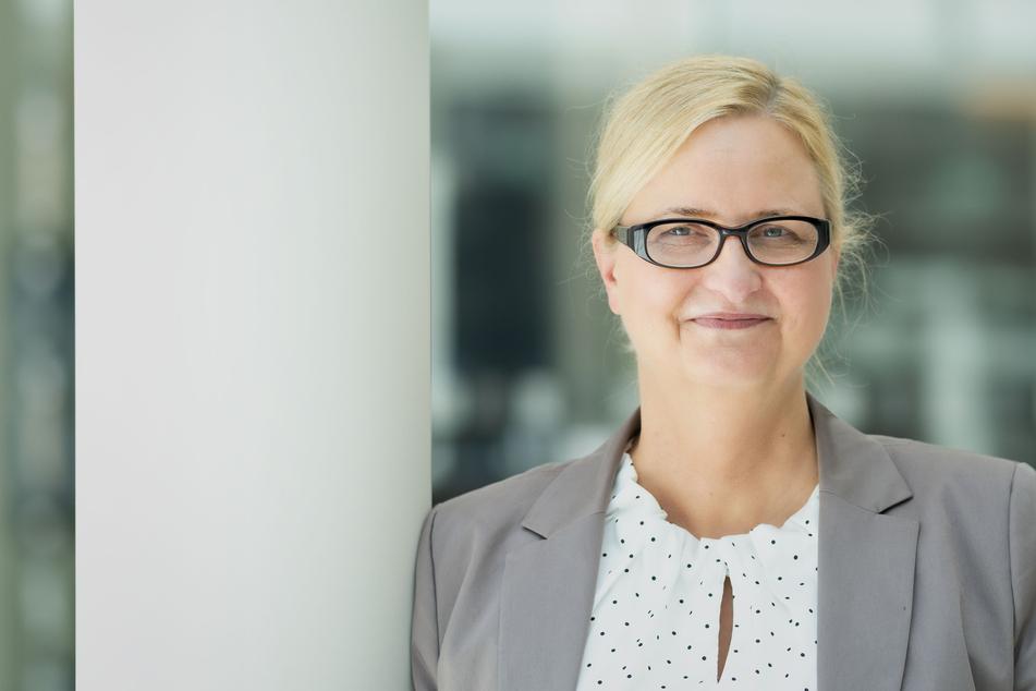 Claudia Schröder, stellvertretende Leiterin des Corona-Krisenstabs der Landesregierung in Niedersachsen.