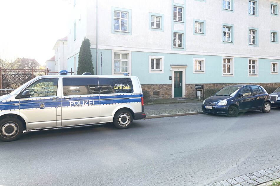 Bis die Polizei eintraf, vergingen 110 Minuten.