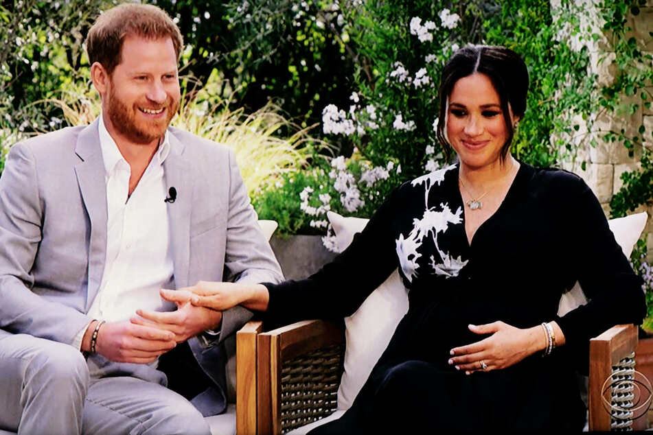 Harry and Meghan make shocking revelations in blockbuster Oprah interview