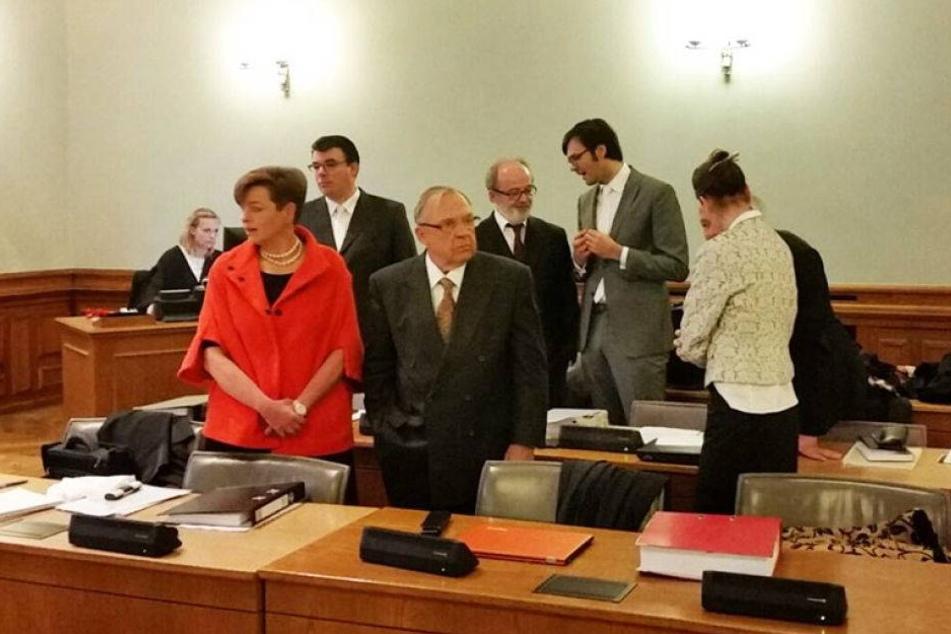 Prozess gegen Landesbank-Vorstände hat begonnen