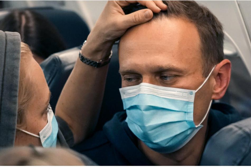 2000 Menschen gehen für Freilassung von Putin-Kritiker Nawalny auf die Straße