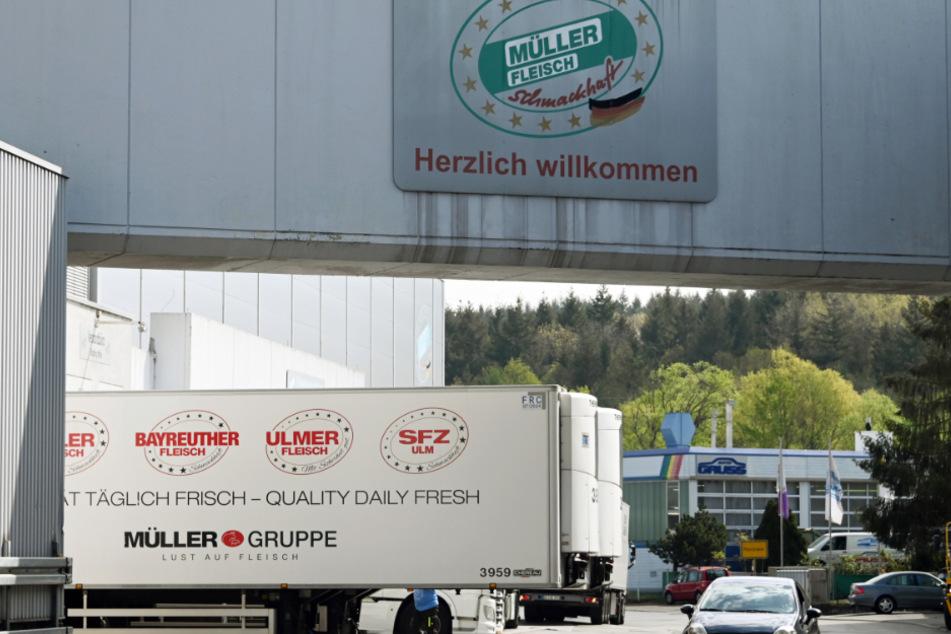 Corona-Fälle in Fleischfabrik: Lob vom Agrarminister