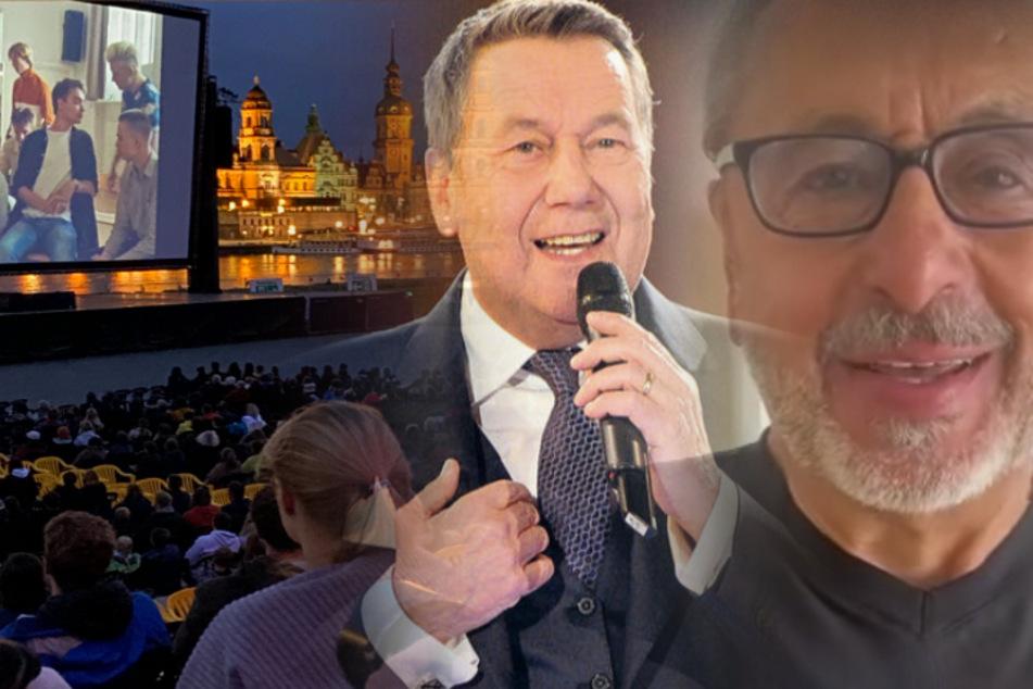 Stars lieben Dresden und die Filmnächte! Süße Promi-Überraschungen zum 30.