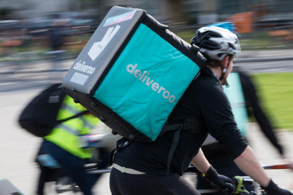 Nach langer Kritik: Deliveroo möchte erfolgreiche Fahrer belohnen