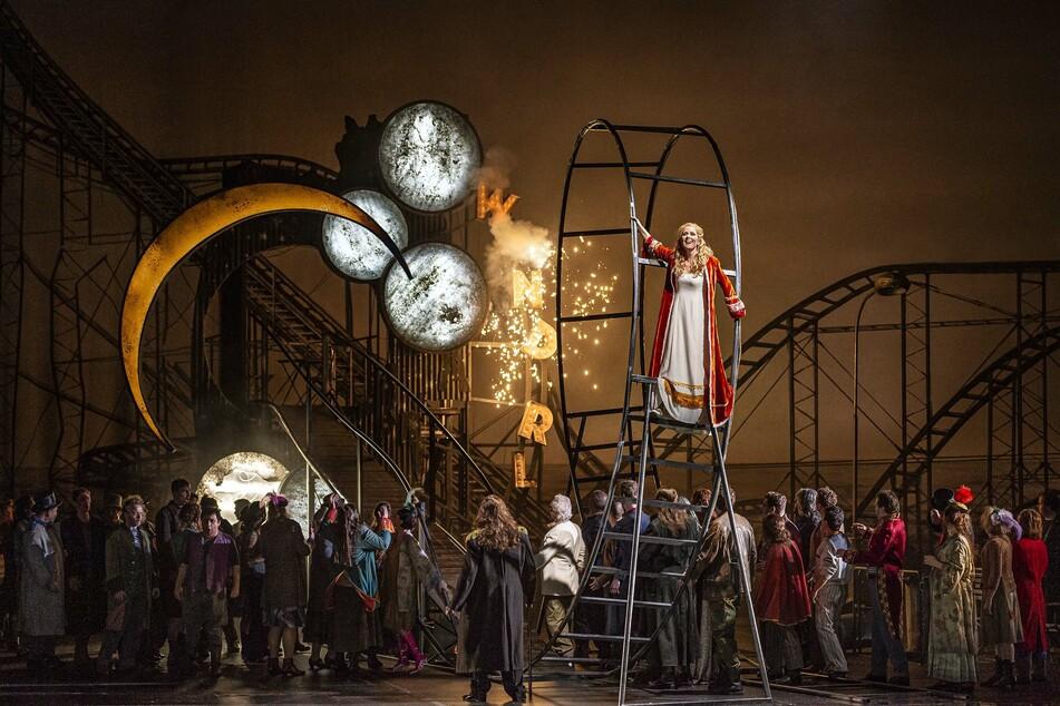 """Feierte im Januar eine erfolgreiche Premerie: Die Wagner-Oper """"Lohengrin""""."""