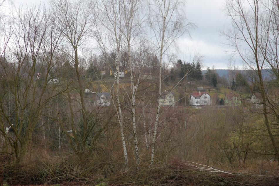 Über die Grüne Grenze gehen trotzdem noch Sachsen zum Einkauf ins Nachbarland.
