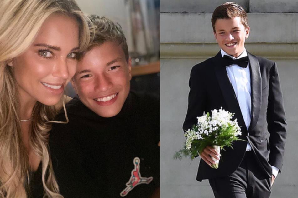Hochzeit von Sylvie Meis: Sohn Damian macht seine Mama stolz!