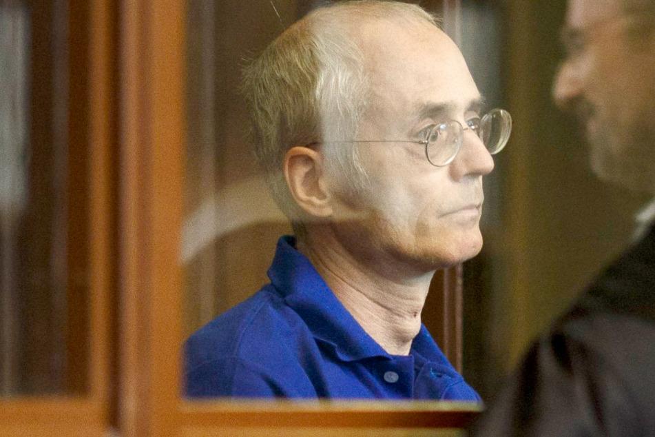 Weizsäcker-Sohn (†59) getötet: Heute soll der Angeklagte aussagen!